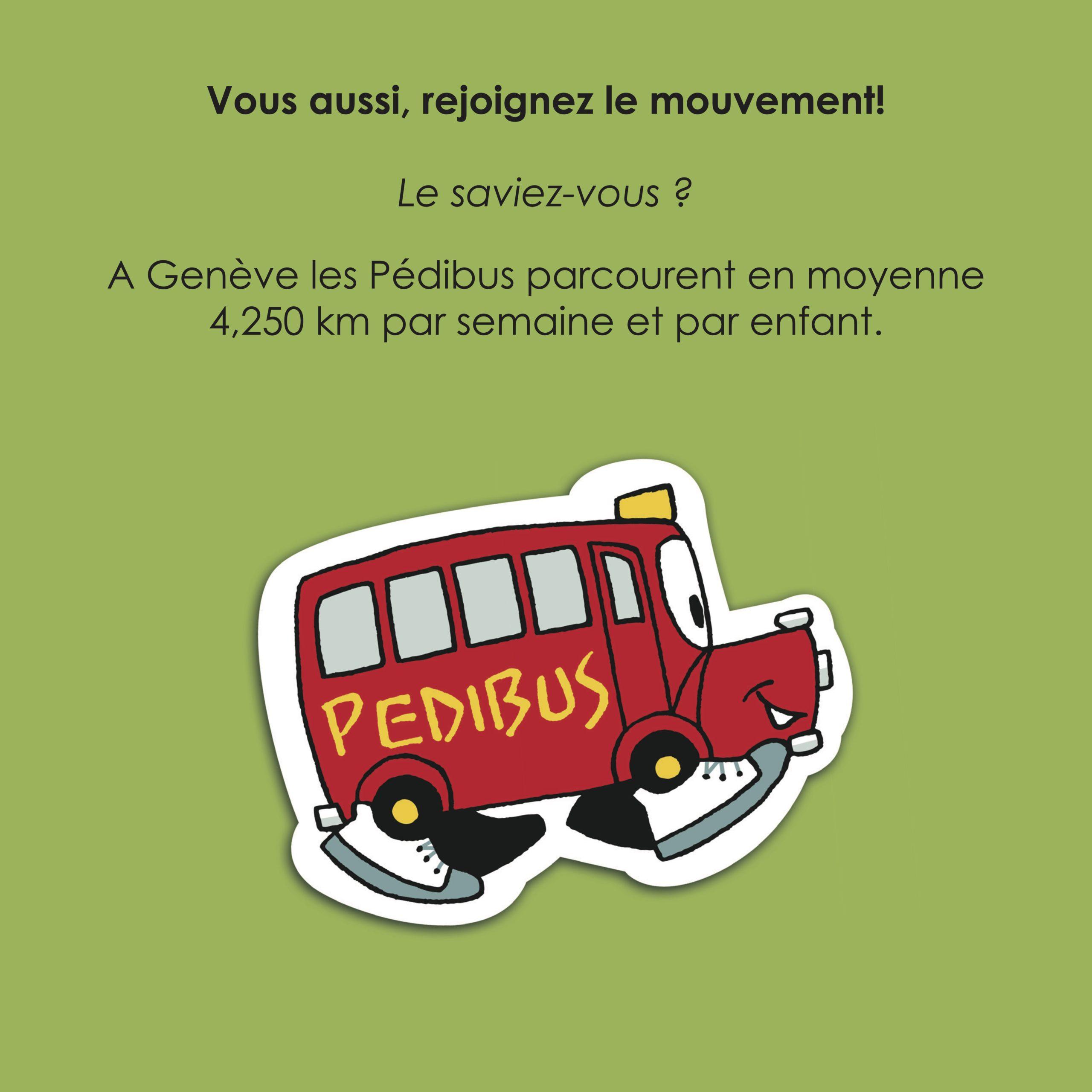 Comment organiser un Pédibus dans mon quartier?